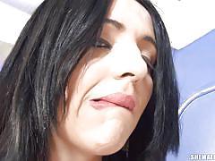 Hot shemale jesy lin masturbates in her bedroom