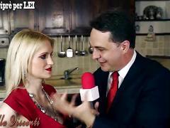 Rossella visconti: sex in the kitchen con andrea diprè