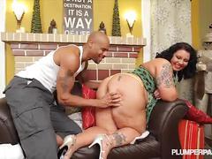 interracial, ebony, booty, phatass, fatass, bbc, fat-ass