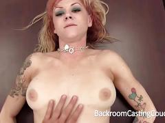 Kinky anal lover dane' casting tape