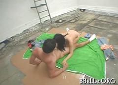 Wonderful orgy session