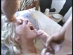 Fingered, fucked and fisted