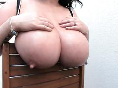 Rachel aldana - beauty with big tits