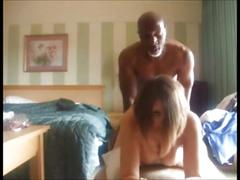 Cuckolding wife fucks black guy & films it for hubby