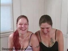 Desperate amateurs bbw casting first time wife mom big tits ass money nervous na