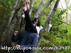Unp051- the black widow - hard headscissor punishment