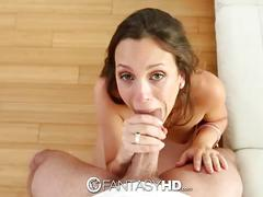 Jade nile gets her pussy eaten for breakfast - fantasyhd