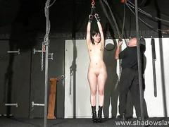 New amateur slave honesty cabelleros bondage and domination in the dungeon of bd