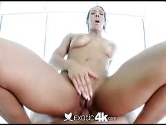 Sophia fiores athletic anal workout - exotic4k