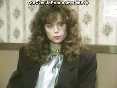 Alexis greco, bambi allen, crystal breeze in vintage porn clip