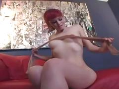 Petite cutie strip and tease in nude pantyhose