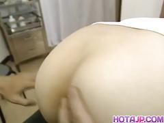 Sayuri kawashima toyed and fucked by a doctor