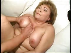 Fat mature violent anal