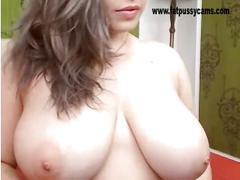 Bbw big tits live cam show - www.fatpussycams.com
