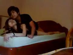 Myanmar couple fuck in hotel 1