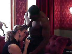 bdsm, orgy, domination, blowjob, vibrator, collar, busty babes, rope bondage, clamps on tits, the upper floor, kink, sabrina banks, karlo karrera, veruca james