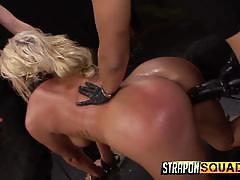 Girl next door layla price gets bound & dominated by isa mendez