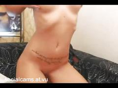 Hot webcam girl (no sound) (new)