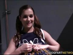 Behind the scenes with kasey warner at dogfart
