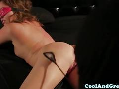 Restrained maddy oreilly loving bondage play