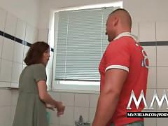 Mmv films redhead german mature housewife loves a big cock