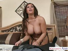 Horny housewife alexa pierce take cock in pov style