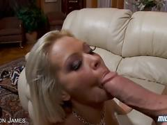 Nikita von james loves it big