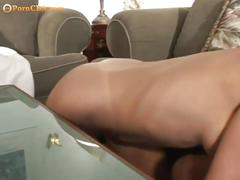 Crazy horny milf jessica fucking a big black cock