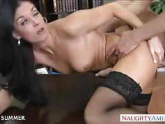 Seductive boss india summer interview sex