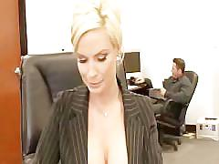Busty office milfs part 1