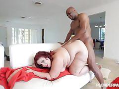 Bbw hottie jazmin torres happy to fuck a bbc