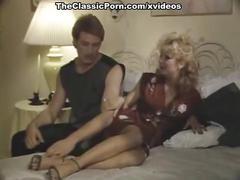 Colleen brennan, karen summer, jerry butler in classic porn scene