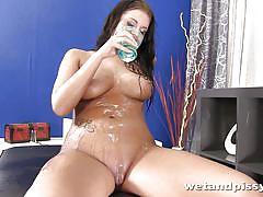 solo, big-tits, urinate, wet and pissy, puffy network, gabriela daniels
