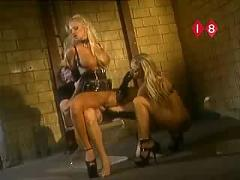 Brittany andrews kinky 3some