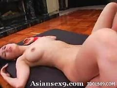 Maria ozawa naughty asian slut gets spread wide