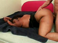 The original black milf - scene 1