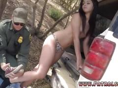 Madelines cop strapon guy police squirt and sex pale cutie