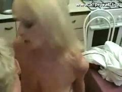 Russian housewife fucked from young boy