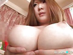 big tits, babe, japanese, brunette, titjob, censored, pov, big tits tokyo, all japanese pass, momoka nishina