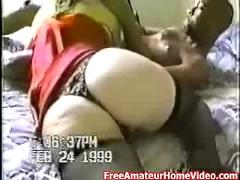 Amature interracial wife