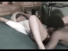 Mature blonde fucked by bbc 1