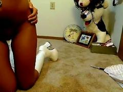 Naked amateur teen webcam hottie