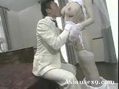 Asian japanese wedding