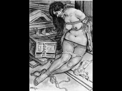 Slaves to rope japanese art bizarre bondage extreme bdsm painful cruel punishment asian fetish
