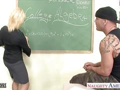 Sinfully teacher brooke haven fucking her younger student