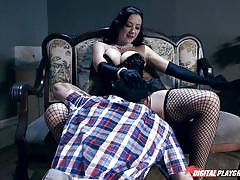 Jayden shows her pussy @ prey for the dying