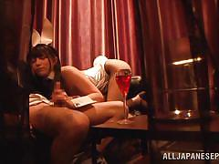 handjob, big boobs, bunny, lap dance, brunette, cosplay, seducing, dick sucking, asian babe, j cos play, all japanese pass, ai uehara