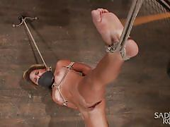 whip, bdsm, babe, latina, domination, piercing, brunette, tied up, rope bondage, sadistic rope, kink, liv aguilera