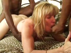 mature, canadian, cum-swallow, ontario, facial, threesome, mom, cougar, milf, black-on-white, bbc, canada, interracial