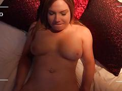 Mom and son make threesome sex tape